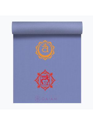 Gaiam Chakra Yoga Mat