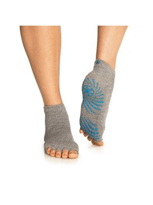 Gaiam Toeless Grippy Sock