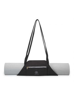 Gaiam On-The-Go Mat Bag Granite Storm