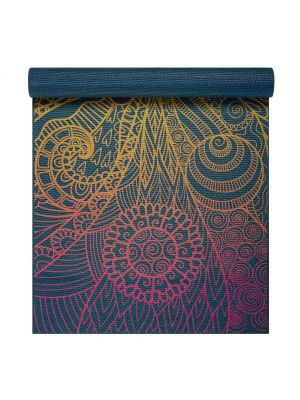 Gaiam Vivid Zest Yoga Mat