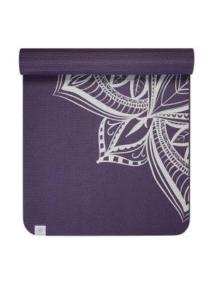 Gaiam Premium Aubergine Medallion Yoga Mat