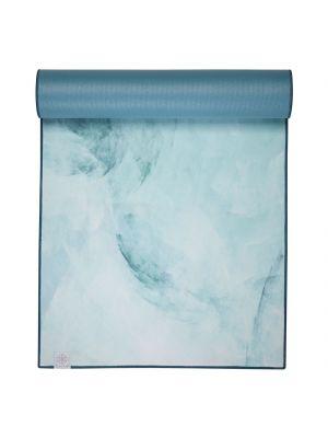Gaiam Seafoam Hot Yoga Toweled jogos kilimėlis