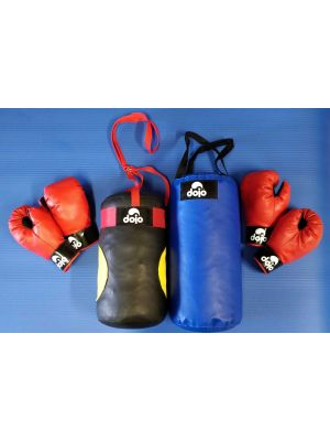 Dojo Kids boxing set
