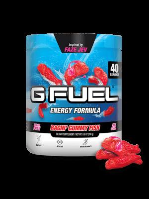 G Fuel Energy energetinis gėrimas - Ragin´ Gummy Fish Tub