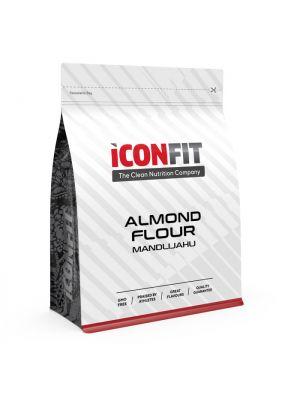 Iconfit Almond Flour - migdolų miltai 800g