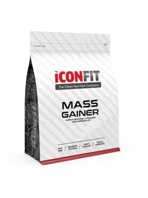 Iconfit MASSgainer 1,5kg Braškė