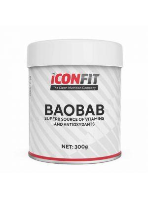 Iconfit Baobabo vaisių milteliai 300g