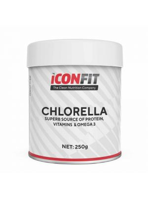 Iconfit Chlorelos milteliai 250g
