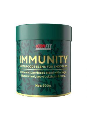 Iconfit Immunity Superfoods - kokteiliams, 200g