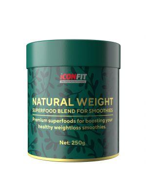 Iconfit Natural Weight - su uogomis, kokteiliams 250g