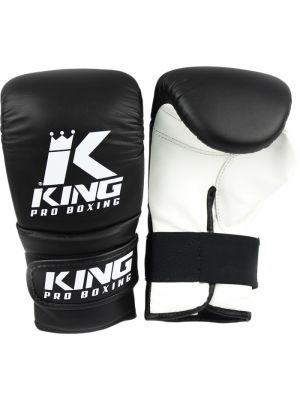 King Pro bokso pirštinės kriaušei