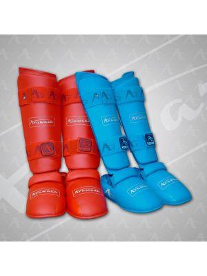 Arawaza WKF Style karate kojų apsaugos
