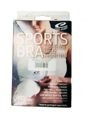 Coolguard moteriška krūtinės apsauga top