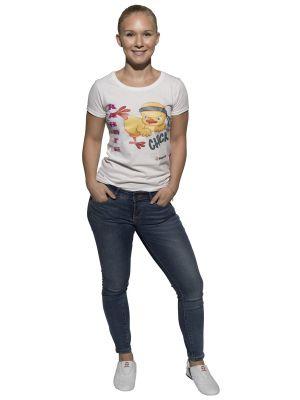 Top Ten Chick marškinėliai