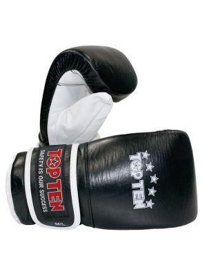Top Ten Hitter Leather bokso pirštinės kriaušei