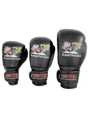 Top Ten bokso pirštinės Kampfkatzen