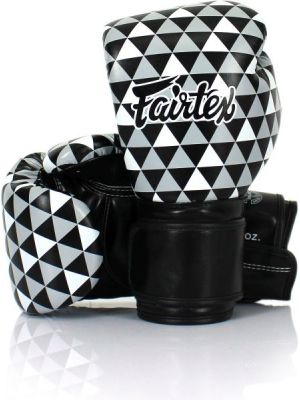 Fairtex Optical Art Prism bokso pirštinės