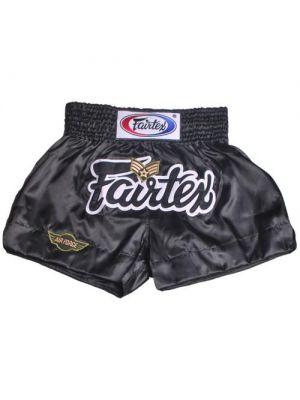 Fairtex Plain Muay Thai ir K1 šortai