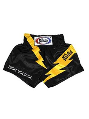 Fairtex High Voltage Muay Thai ir K1 šortai