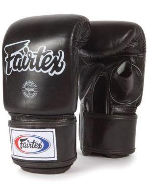 Fairtex Super Sparring bokso pirštinės kriaušei