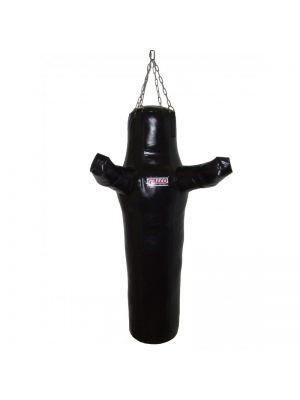 Dojo poksikott Kätega - must 130cm 35kg