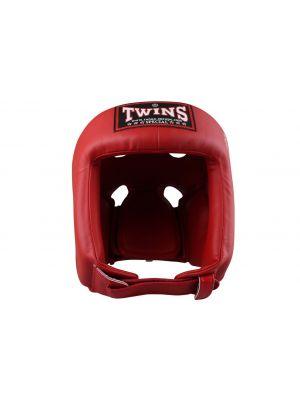 Twins Competition Leather bokso šalmas