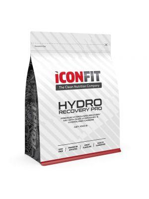 Iconfit Hydro Recovery Pro 1kg Juodasis šokoladas