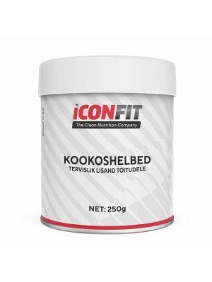 Iconfit Kokosų drožlės 250g