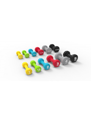 Livepro Studio Colored Dumbbells