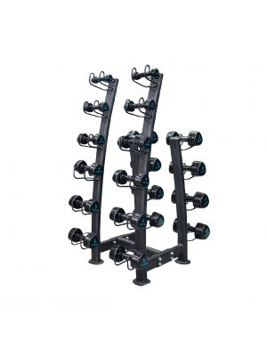 Livepro 10-pair Dumbbell Rack