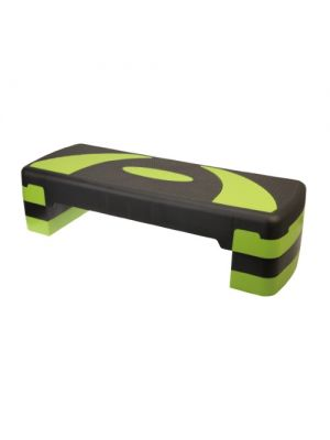 Liveup Adjustable Grass Aerobic Step