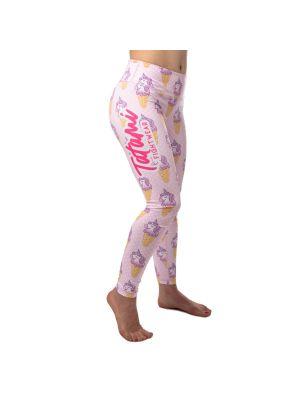 Tatami Ladies Unicream kompresinės kelnės