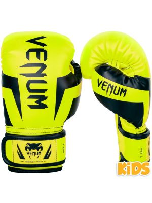 Venum Elite Kids bokso pirštinės
