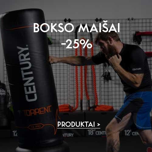 BOKSO MAIŠAI -25%