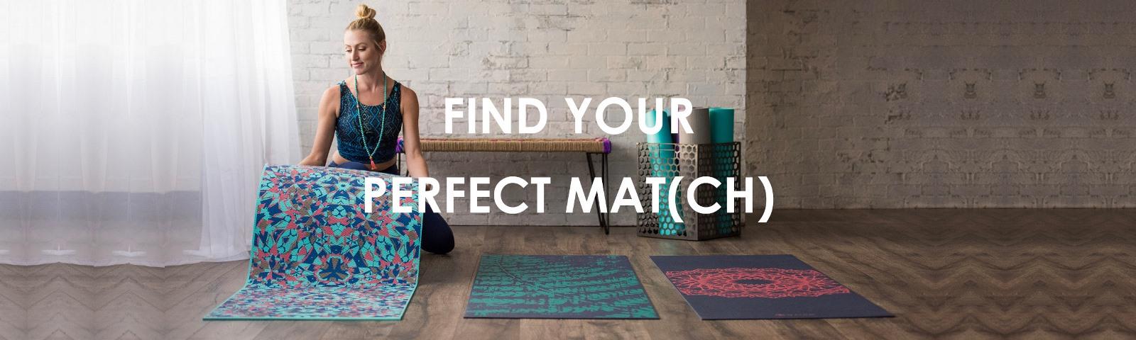 Budopunkt Yoga mats