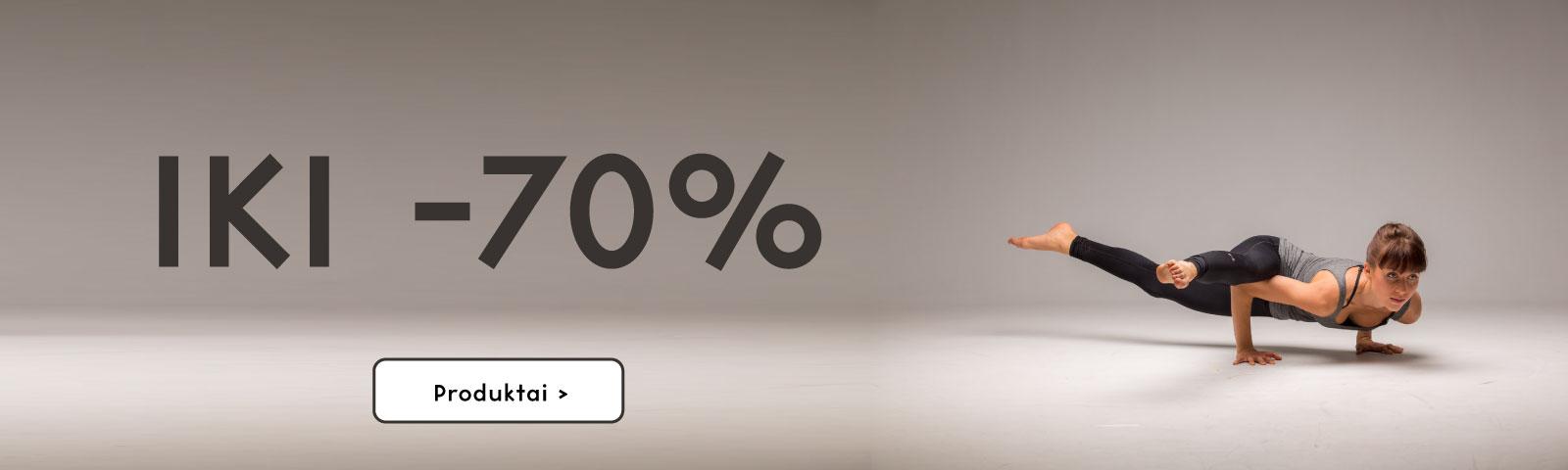 Iki -70%